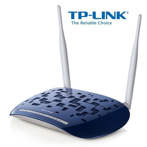 TP Link TD-W8960ND wireless N ...